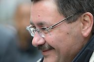 October 2, 2011  (Washington, DC)  Mayor of Ankara, Turkey,  Melih Gökcek.    (Photo by Don Baxter/Media Images International)