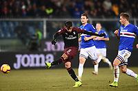 Lucas Paqueta Milan <br /> Genova 12-1-2019 Stadio Marassi <br /> Football Italy Cup 2018/2019 Sampdoria - Milan Foto Image Sport  / Insidefoto