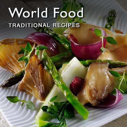 Food pictures & images of prepared world recipe dishes