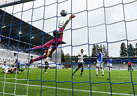 Goal scored, Tor zum 4:0 durch Victor Palsson (SV Darmstadt 98)<br /> - 23.05.2020: Fussball 2. Bundesliga, Saison 19/20, Spieltag 27, SV Darmstadt 98 - FC St. Pauli, emonline, emspor, v.l. <br /> <br /> Foto: Florian Ulrich/Jan Huebner/Pool VIA Marc Schüler/Sportpics.de<br /> Nur für journalistische Zwecke. Only for editorial use. (DFL/DFB REGULATIONS PROHIBIT ANY USE OF PHOTOGRAPHS as IMAGE SEQUENCES and/or QUASI-VIDEO)