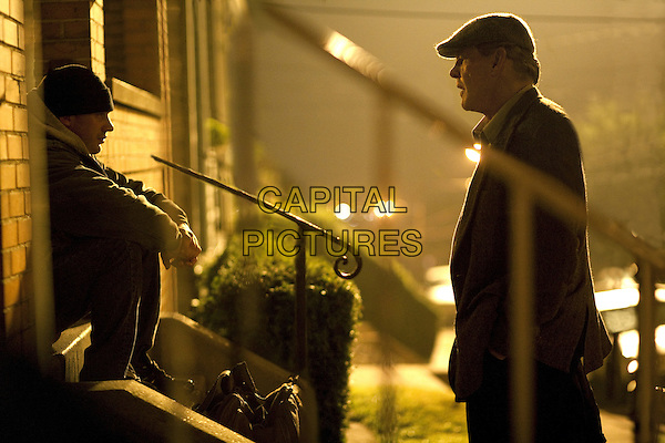 Tom Hardy & Nick Nolte.in Warrior.*Filmstill - Editorial Use Only*.CAP/FB.Supplied by Capital Pictures.