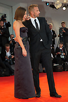"Adele Exarchopoulos, Matthias Schoenaerts at the ""Racer And The Jailbird (Le Fidele)"" premiere, 74th Venice Film Festival in Italy on 8 September 2017.<br /> <br /> Photo: Kristina Afanasyeva/Featureflash/SilverHub<br /> 0208 004 5359<br /> sales@silverhubmedia.com"