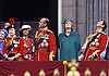 PRINCESS DIANA<br /> pregnant with Prince William, views the flypast from the balcony of Buckingham Palace during the Trooping of the Colour,London_June 1982<br /> Trooping of the Colour marks the Official Birthday of The Queen.<br /> Mandatory Credit Photo: &copy;Francis Dias/NEWSPIX INTERNATIONAL<br /> <br /> **ALL FEES PAYABLE TO: &quot;NEWSPIX INTERNATIONAL&quot;**<br /> <br /> IMMEDIATE CONFIRMATION OF USAGE REQUIRED:<br /> Newspix International, 31 Chinnery Hill, Bishop's Stortford, ENGLAND CM23 3PS<br /> Tel:+441279 324672  ; Fax: +441279656877<br /> Mobile:  07775681153<br /> e-mail: info@newspixinternational.co.uk