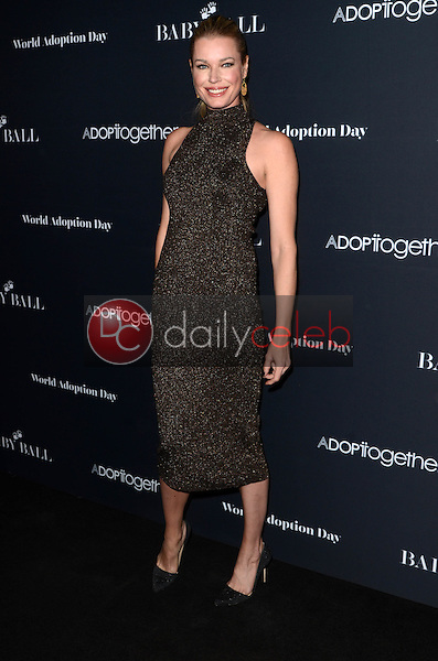 Rebecca Romijn<br /> at the Annual Baby Ball in honor of World Adoption Day, NeueHouse, Hollywood, CA 11-11-16<br /> David Edwards/DailyCeleb.com 818-249-4998