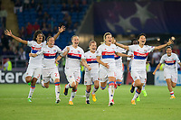 Paris Saint-Germain Feminines v Olympique Lyonnais - Women's Champions League Final - 01.06.17 - MH