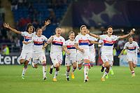 Paris Saint-Germain Feminines v Olympique Lyonnais - Women's Champions League Final - 01.06.2017