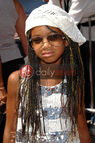 """Willow Smith<br />at the world premiere of """"Kit Kittredge: An American Girl"""". The Grove, Los Angeles, CA. 06-14-08<br />Dave Edwards/DailyCeleb.com 818-249-4998"""