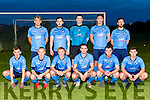 Dingle Bay Rovers who were defeated 3-1 by Abbeyfeale United in  the Munster League Champions Trophy quarterfinal last Saturday in Abbeyfeale.
