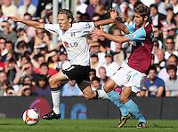 Fulham v West Ham Utd 27-Sep-2008