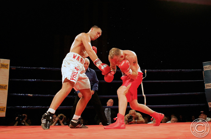 7-8-05, <br /> Professional Boxing at Taco Bell Arena in Boise Idaho.