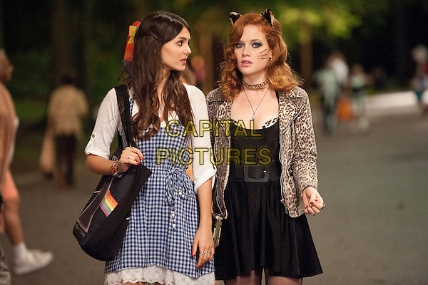 Victoria Justice & Jane Levy.in Fun Size (2012) .*Filmstill - Editorial Use Only*.CAP/FB.Supplied by Capital Pictures.