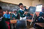 The Ford Foundation has been active in South Africa since 1953. Since then, the foundation has supported a number of efforts, including expanding opportunities for women and girls. Photo: Yoni Brooks/Courtesy of the Ford Foundation