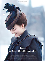 A Serious Game (2016) <br /> POSTER ART<br /> *Filmstill - Editorial Use Only*<br /> CAP/KFS<br /> Image supplied by Capital Pictures