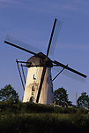 Europe, DEU, Germany, North Rhine Westphalia, Rhineland, Lower Rhine, Hinsbeck, Typical Windmill, Stammenmuehle....[ For each utilisation of my images my General Terms and Conditions are mandatory. Usage only against use message and proof. Download of my General Terms and Conditions under http://www.image-box.com or ask for sending. A clearance before usage is necessary...Material is subject to royalties. Each utilisation of my images is subject to a fee in accordance to the present valid MFM-List...Contact | archive@image-box.com | www.image-box.com ]