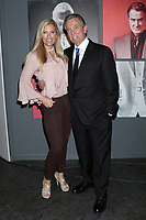 LOS ANGELES - FEB 7:  Brenda Epperson and Eric Braeden at the Eric Braeden 40th Anniversary Celebration on The Young and The Restless at the Television City on February 7, 2020 in Los Angeles, CA