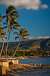 Haleiwa Beach Park, Waialua Bay, North Shore, Oahu, Hawaii
