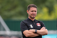 Leyton Orient Interim Head Coach Ross Embleton before Harlow Town vs Leyton Orient, Friendly Match Football at The Harlow Arena on 6th July 2019