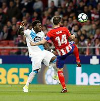 2018.04.01 La Liga Atletico de Madrid VS Deportivo