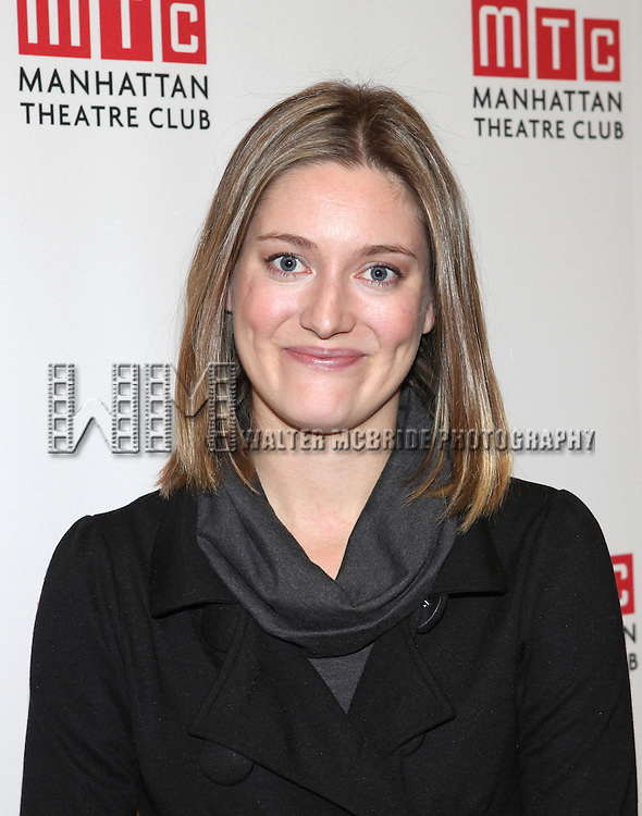 Zoe Perry  attending the Meet & Greet for the Manhattan Theatre Club's Production of 'The Other Place' at the MTC Rehearsal Studios in New York City. November 26, 2012.