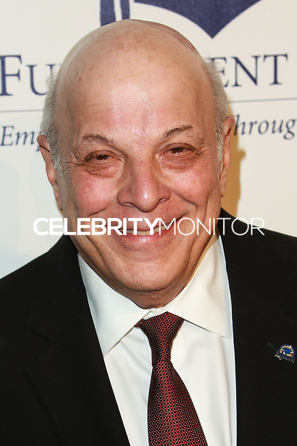 BEVERLY HILLS, CA, USA - OCTOBER 14: Charles Fox arrives at the 20th Annual Fulfillment Fund Stars Benefit Gala held at The Beverly Hilton Hotel on October 14, 2014 in Beverly Hills, California, United States. (Photo by David Acosta/Celebrity Monitor)