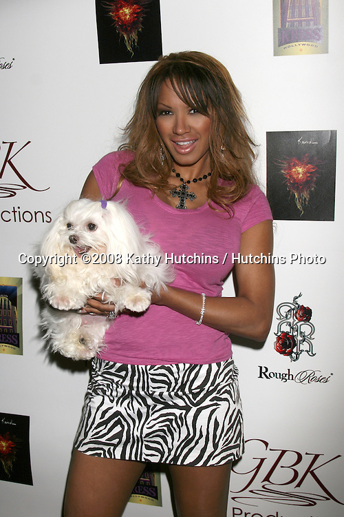 Traci Bingham.GBK MTV Movie Awards Gifting Suites .Crimson & Opera.Los Angeles,  CA.May 30, 2008.©2008 Kathy Hutchins / Hutchins Photo .