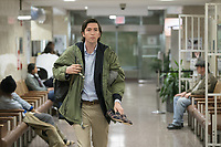 SUCCESSION (season 1)<br /> NICHOLAS BRAUN<br /> *Filmstill - Editorial Use Only*<br /> CAP/FB<br /> Image supplied by Capital Pictures