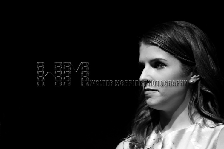 Anna Kendrick attends the Presentation for 'Cake' at the Elgin Theatre during the 2014 Toronto International Film Festival on September 8, 2014 in Toronto, Canada.