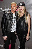 STUDIO CITY, CA - JUNE 23: KUBA Ka and Christina Fulton attend Polish Popstar KUBA Ka's concert at La Maison in Studio City on June 23, 2013 in Studio City, California. (Photo by Celebrity Monitor)