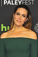 www.acepixs.com<br /> <br /> March 18 2017, LA<br /> <br /> Actress Mandy Moore arriving at The Paley Center For Media's 34th Annual PaleyFest Los Angeles - 'This Is Us' screening and panel discussion at the Dolby Theatre on March 18, 2017 in Hollywood, California.<br /> <br /> By Line: Peter West/ACE Pictures<br /> <br /> <br /> ACE Pictures Inc<br /> Tel: 6467670430<br /> Email: info@acepixs.com<br /> www.acepixs.com