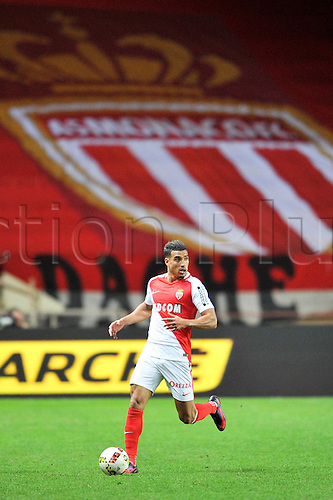 26.11.2016. Monaco, France. French League 1 football. Monaco versus Marseille.  NABIL DIRAR (asm)