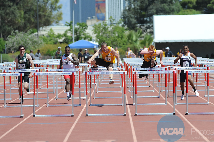 10 May 2013:  Mountain West Conference Track and Field Championship  at the University of Las Vegas-Nevada in Las Vegas NV.  Chris Steppig/NCAA Photos