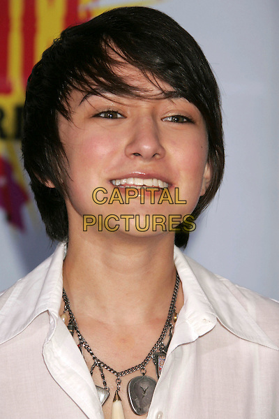 ZELDA WILLIAMS.Nickelodeon's 19th Annual Kids' Choice Awards - Orange Carpet at the Pauley Pavilion,  Westwood, California, .USA, 1st April 2006..portrait headshot.Ref: ADM/RE.www.capitalpictures.com.sales@capitalpictures.com.©Russ Elliot/AdMedia/Capital Pictures.