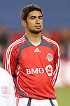 14 April 2007: Toronto's Paulo Nagamura. The New England Revolution defeated Toronto FC 4-0 at Gillette Stadium in Foxboro, Massachusetts in an MLS Regular Season game.