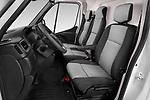 Front seat view of a 2020 Renault Master Confort 4 Door Cargo Van front seat car photos