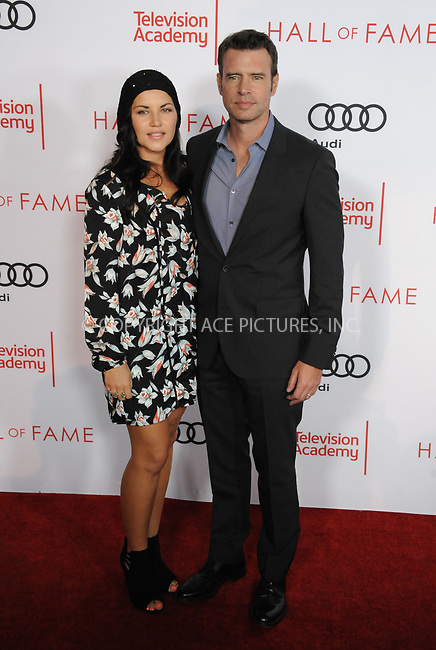www.acepixs.com<br /> <br /> November 15 2017, LA<br /> <br /> Marika Dominczyk and Scott Foley arriving at the Television Academy's 24th Hall of Fame Ceremony at the Saban Media Center on November 15, 2017 in Los Angeles, California.<br /> <br /> By Line: Peter West/ACE Pictures<br /> <br /> <br /> ACE Pictures Inc<br /> Tel: 6467670430<br /> Email: info@acepixs.com<br /> www.acepixs.com