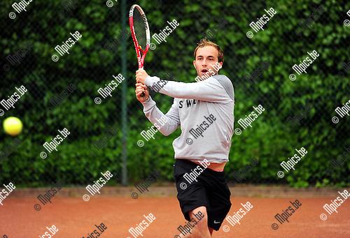 2015-06-02 / Tennis / seizoen 2015 / Geoff Hendrickx <br /><br />Foto: Mpics.be