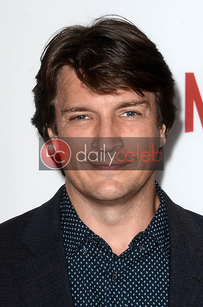 "Nathan Fillion<br /> at the ""Santa Clarita Diet"" Premiere, Arclight Cinerama Dome, Hollywood, CA 02-01-17<br /> David Edwards/DailyCeleb.com 818-249-4998"
