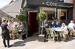 Cote brasserie restaurant in town centre, Salisbury, Wiltshire, England, UK