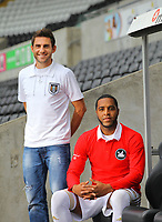 Pictured: Angel Rangel and Kemy Agustien<br />