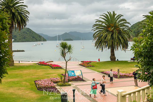 Picton Harbour - Marlborough, New Zealand