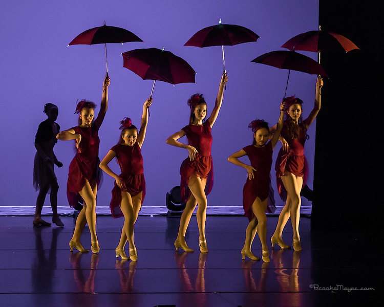 "3D Project Jazz Company, ""The Cracked Nut"", Fri. Evening Performance, 18 Dec. 2015, Cary Arts Center, Cary, North Carolina."