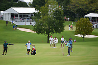 Rory McIlroy (NIR) hits his approach shot on 12 during round 2 of the 2019 Tour Championship, East Lake Golf Course, Atlanta, Georgia, USA. 8/23/2019.<br /> Picture Ken Murray / Golffile.ie<br /> <br /> All photo usage must carry mandatory copyright credit (© Golffile | Ken Murray)