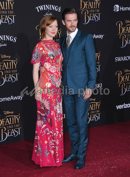 "02 March 2017 - Hollywood, California - Dan Stevens. Los Angeles premiere of Disney's ""Beauty and the Beast' held at El Capitan Theatre. Photo Credit: Birdie Thompson/AdMedia"