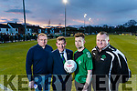 Adrian King, Red Chair Recruitment, TSean O'Keeffe, Kerry District League, Garry Keane, Killarney Celtic FC, ommy Naughton, Kerry District League.
