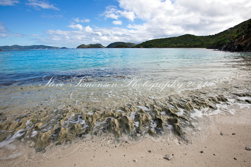 Jumbie Beach<br /> Virgin Islands National Park<br /> St. John<br /> U.S. Virgin Islands