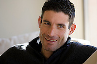 Discovery Channel Cyclist George Hincapie