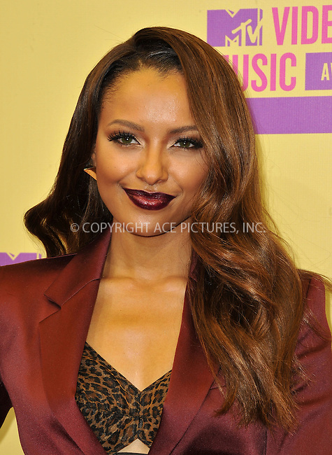 WWW.ACEPIXS.COM....September 6, 2012, Los Angeles, CA.....Katerina Graham arriving at the 2012 MTV Video Awards at the Staples Center on September 6, 2012 in Los Angeles, California. ..........By Line: Peter West/ACE Pictures....ACE Pictures, Inc..Tel: 646 769 0430..Email: info@acepixs.com