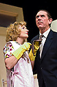 Absurd Person Singular by Alan Ayckbourn,directed by Alan Strachen. With Jane Horrocks as Jane, David Bamber as Sidney.Opens at The Garrick Theatre on 11/12/07 . CREDIT Geraint Lewis