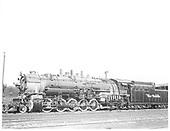 D&amp;RGW #1401 in Salt Lake City.<br /> D&amp;RGW  Salt Lake City, UT  9/22/1947