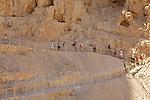 Masada's Snake Path